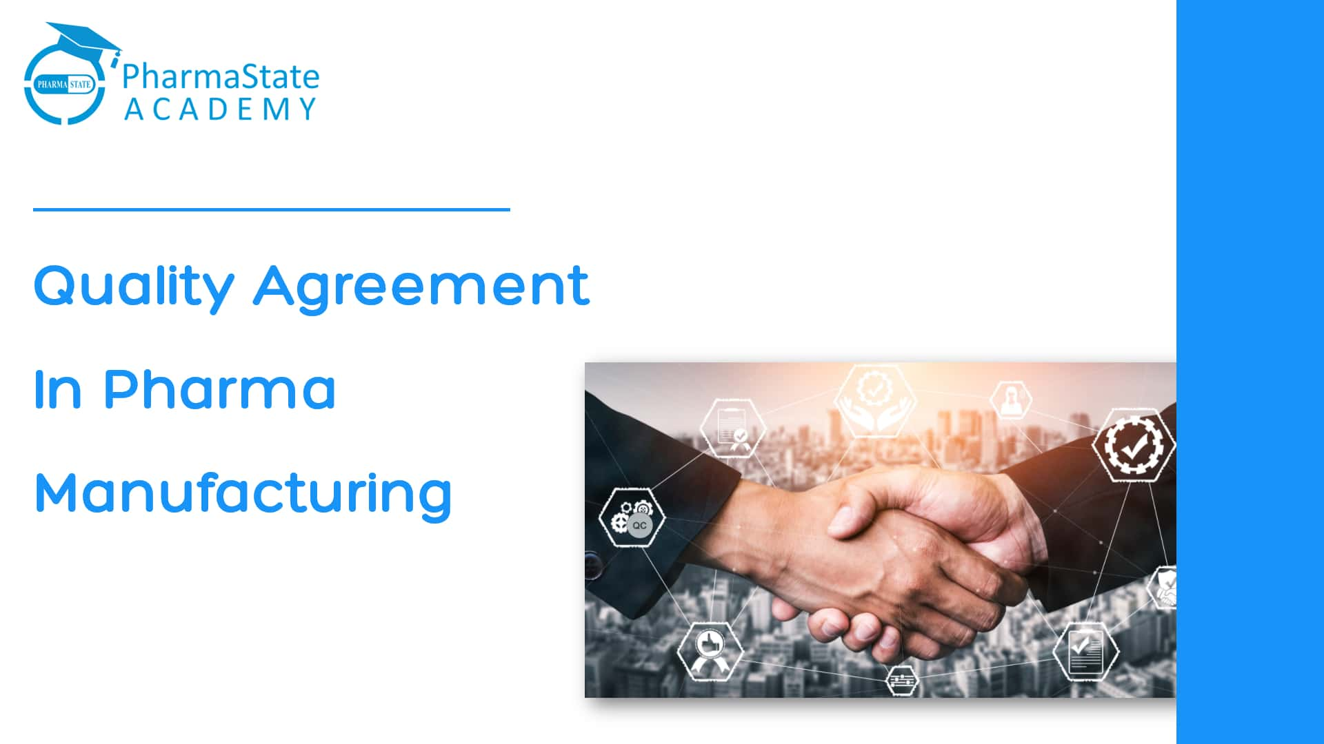 Quality Agreement in Pharma Manufacturing