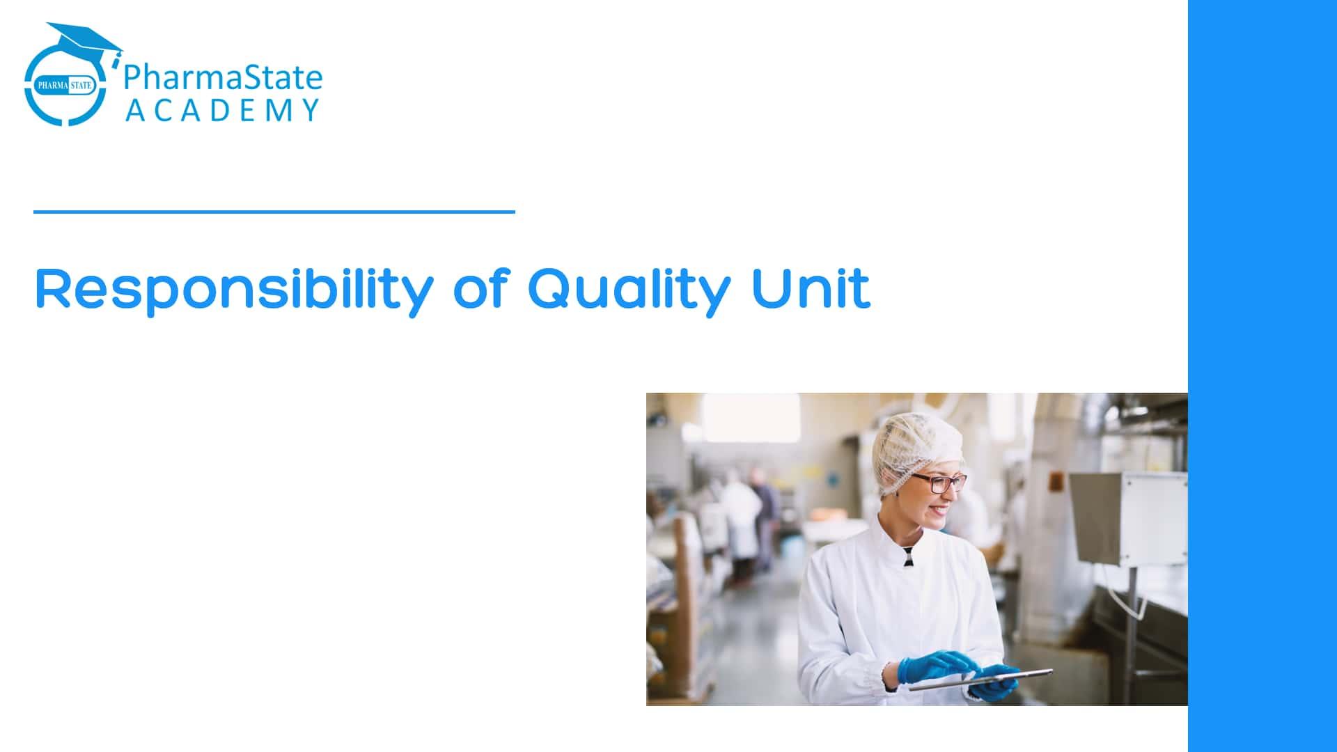 quality units