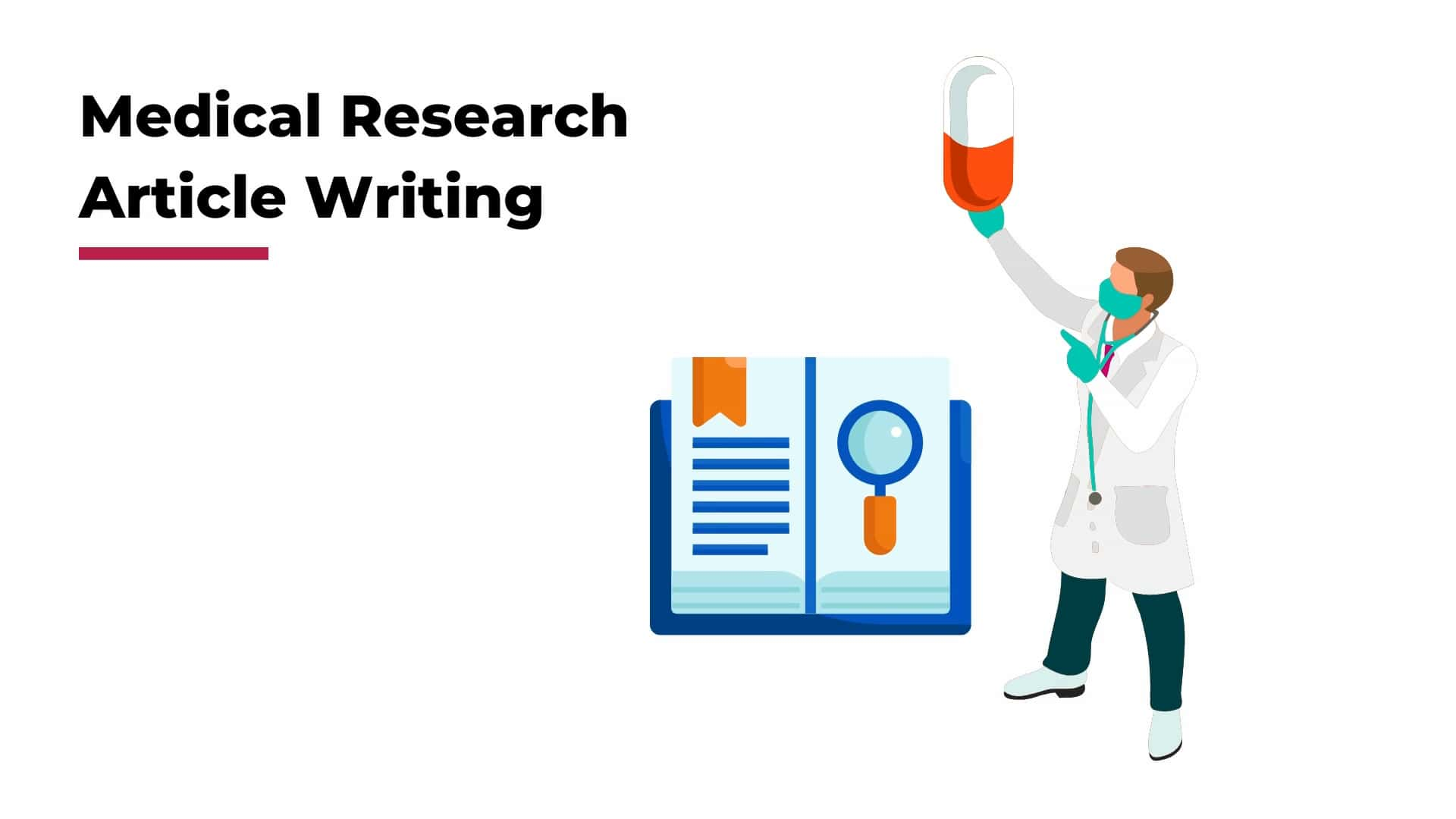 Medical Research and Article Writing for Orthopedician