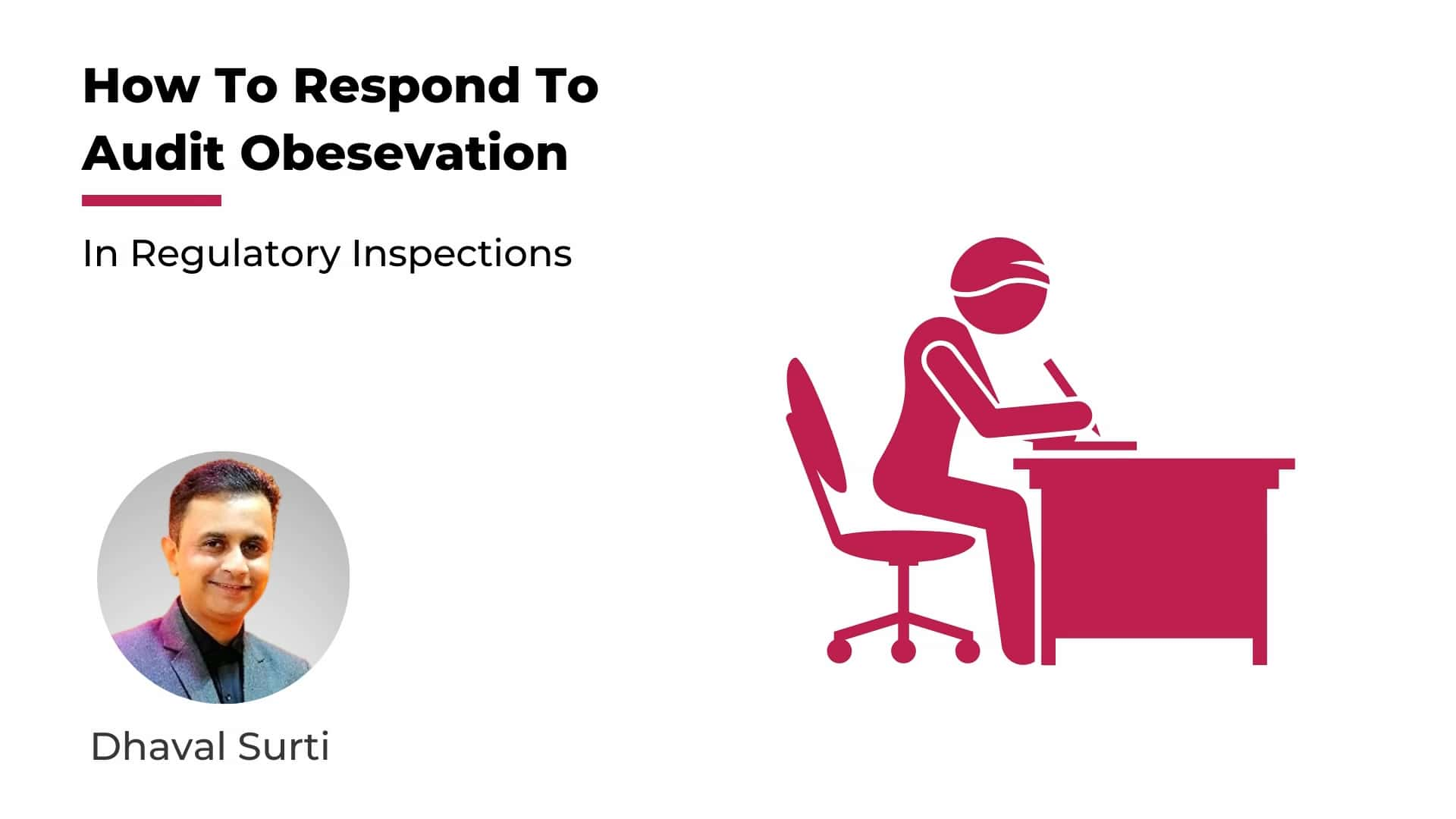 How to Respond to Audit Observation