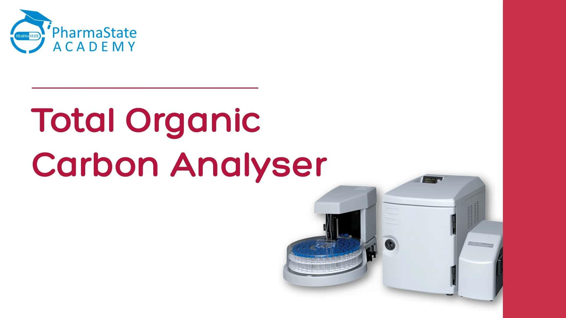 Total organic carbon analyser